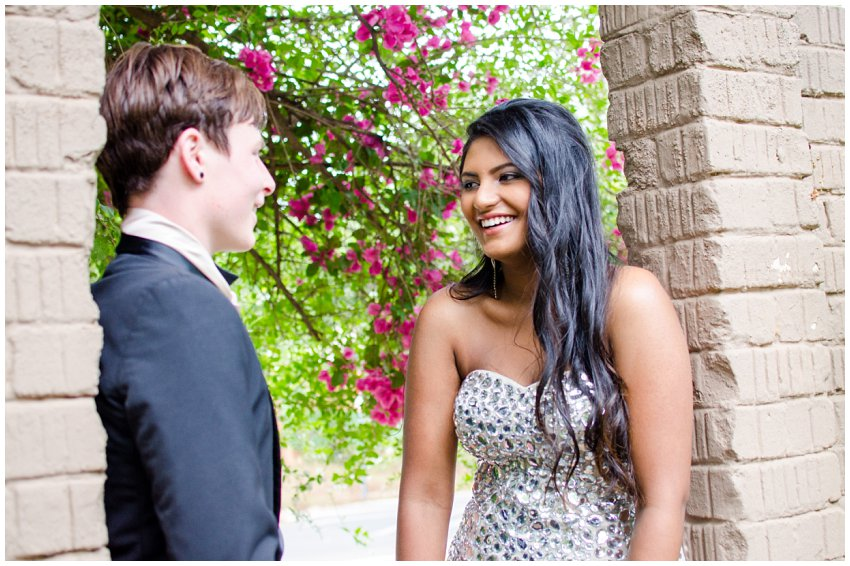 Matric Dance photo shoot in a garden setting on location in Kempton Park, Pre-drinks matric photo shoot individual and groups, Kempton Park Photographer