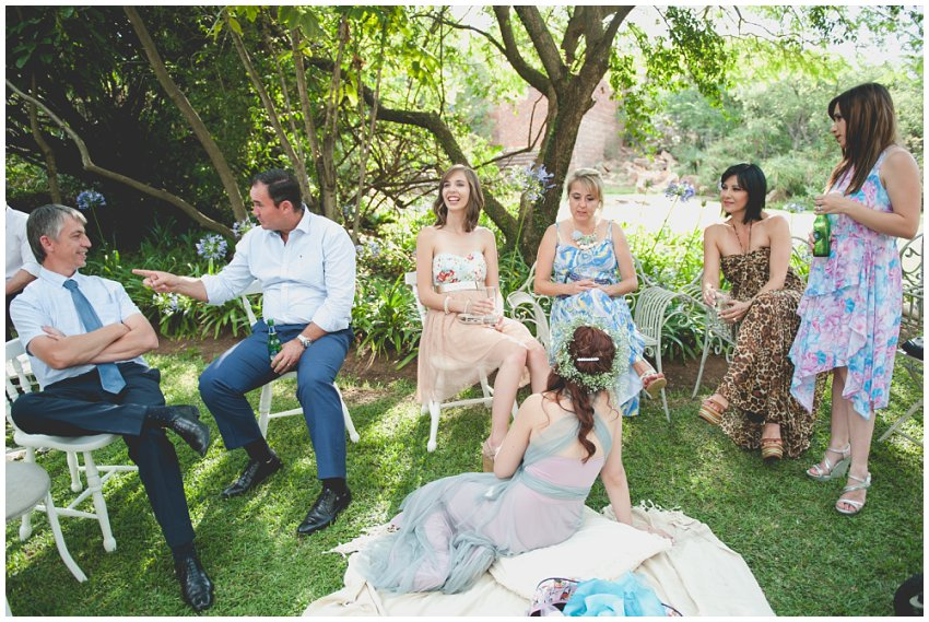 Picnic Themed wedding at Shereview function venue in Pretoria