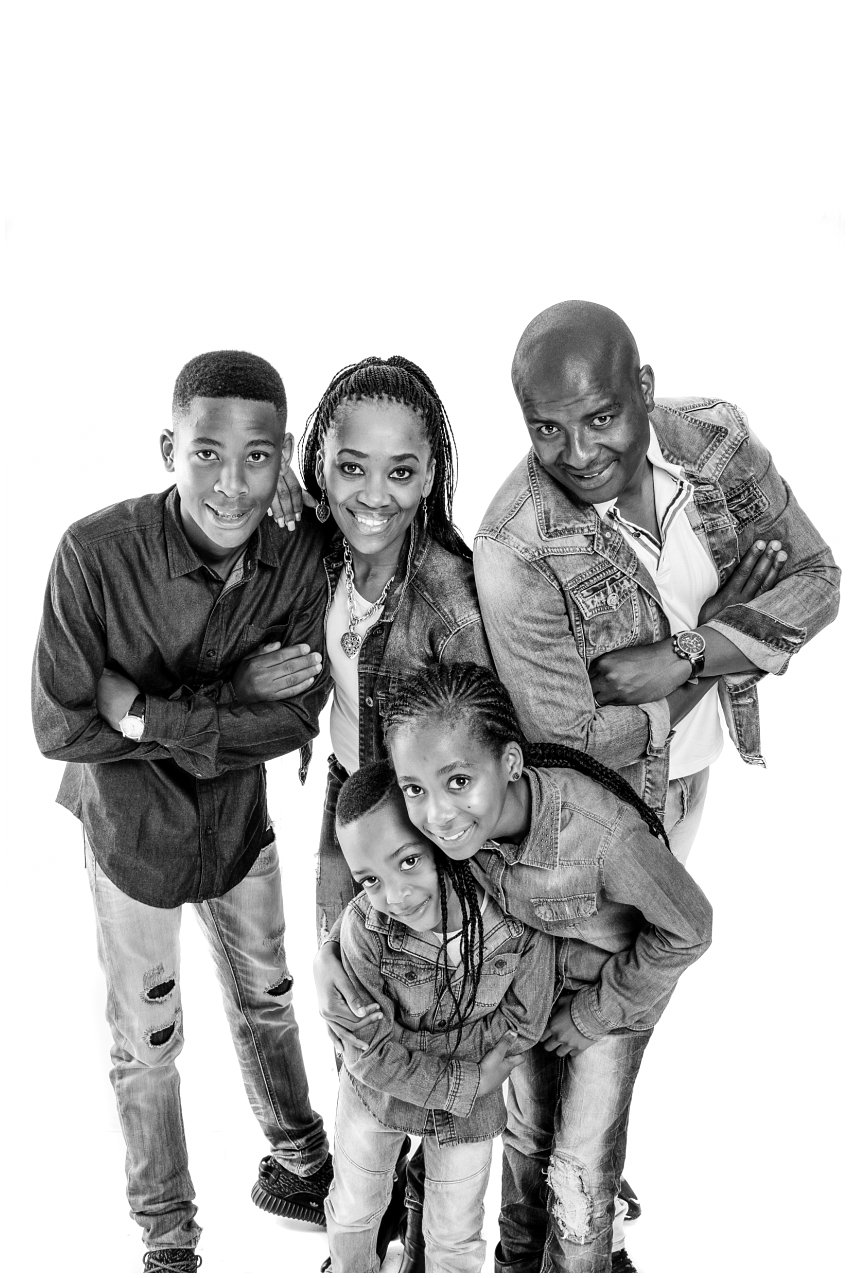 ideas for family studio photo shoot