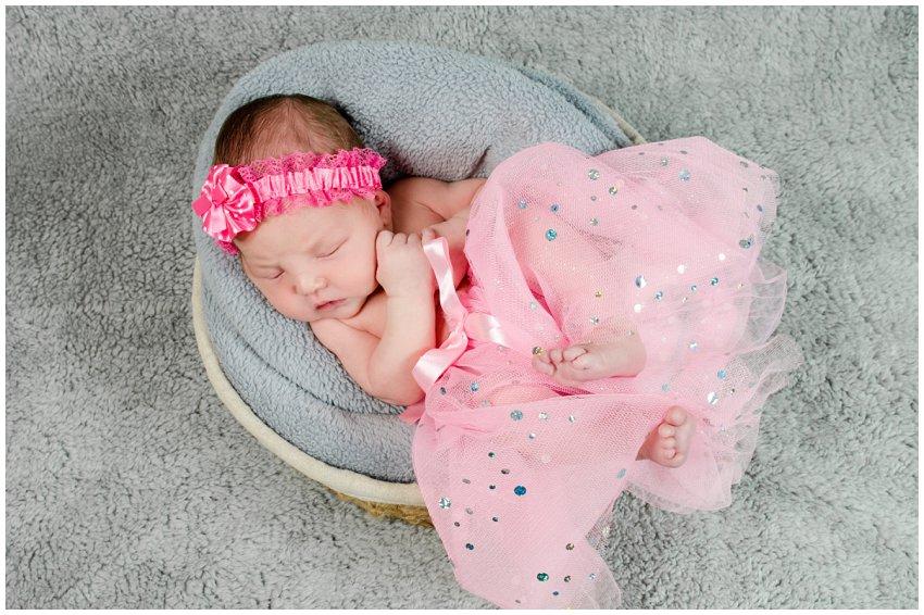 Newborn Photo Shoot at home in Kempton Park