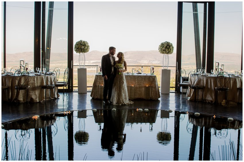 Red Ivory Wedding Couple Photos