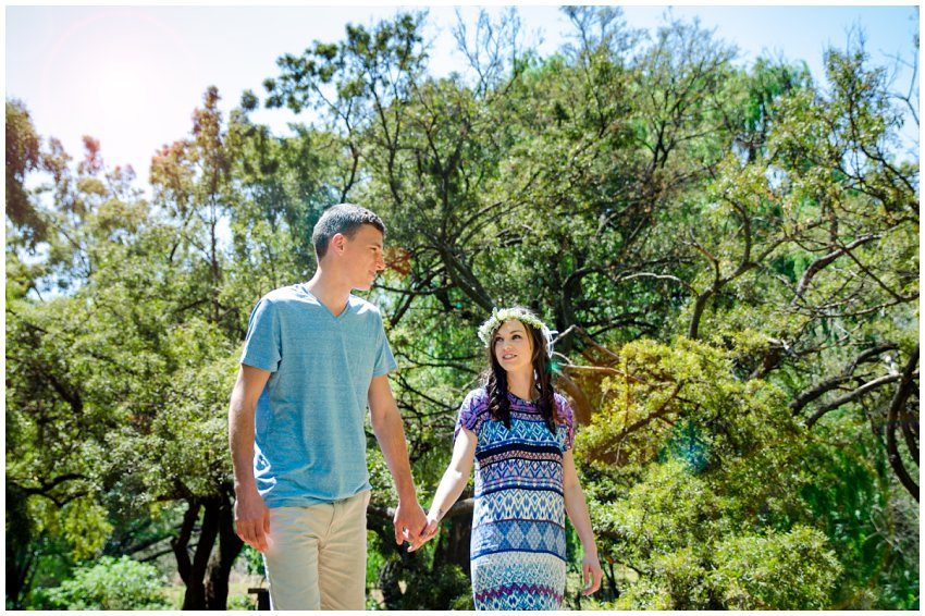 Couple photography on location in edenvale