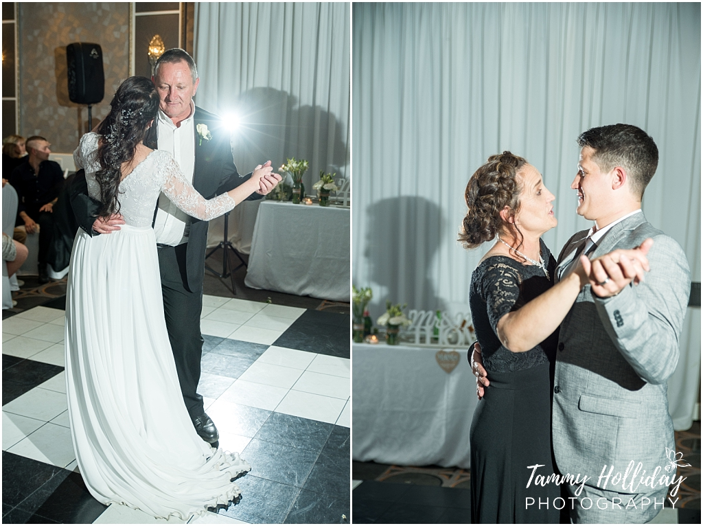 parent first dance