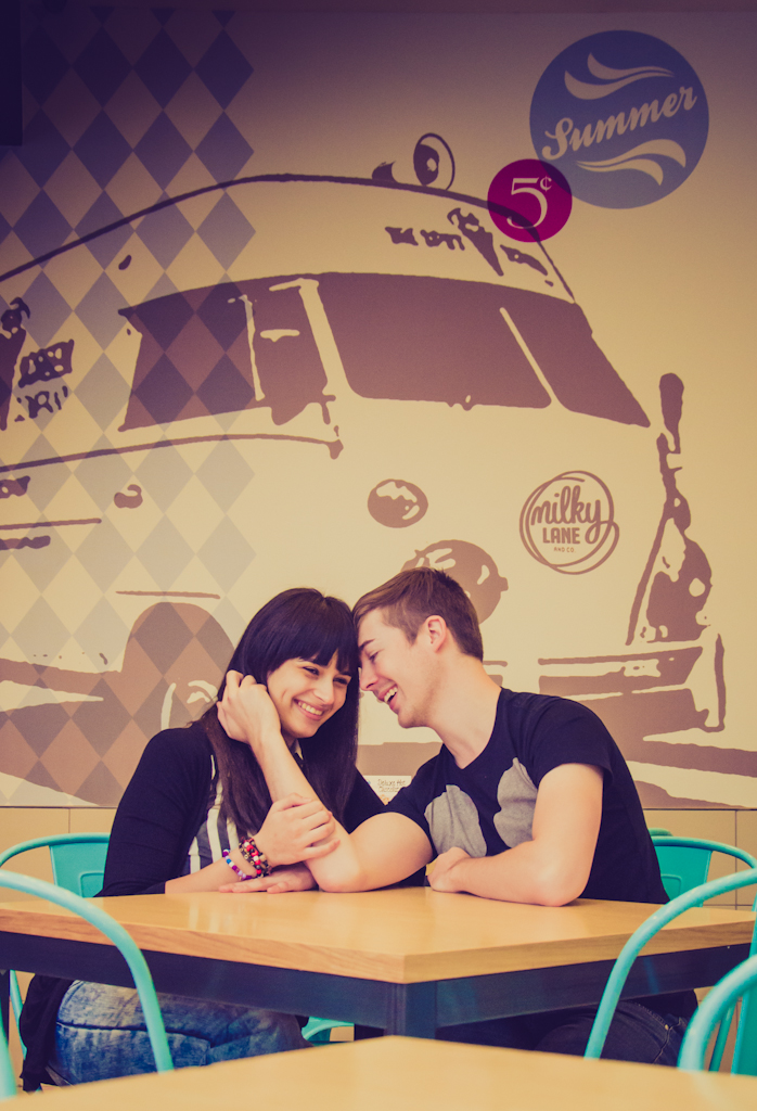 Greenstone, ice-cream shoot, Couple photography, cute couple together, Modderfontein photographer, couple poses, laughing couple