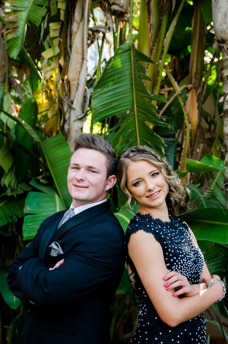 Shepstone Gardens Matric Dance Photography