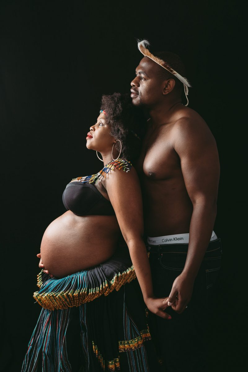 vintage white and blue Maternity milk bath photo shoot in Midrand by johannesburg photographer