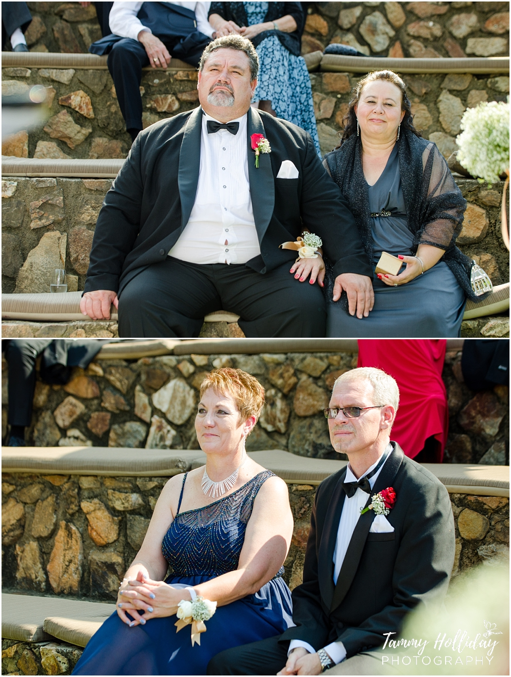 parents of the happy couple