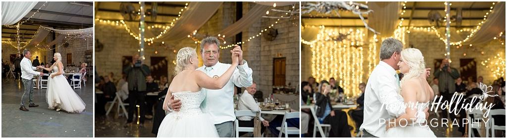 father and bride dance midlands wedding photoprapher